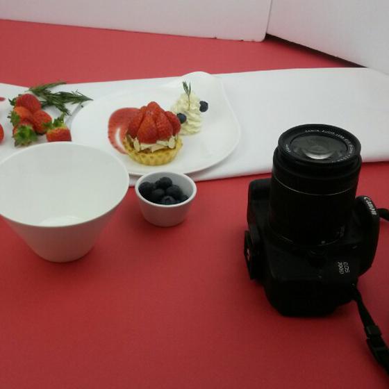 BARSKOREA bingsu machine Manufacturer photo studio