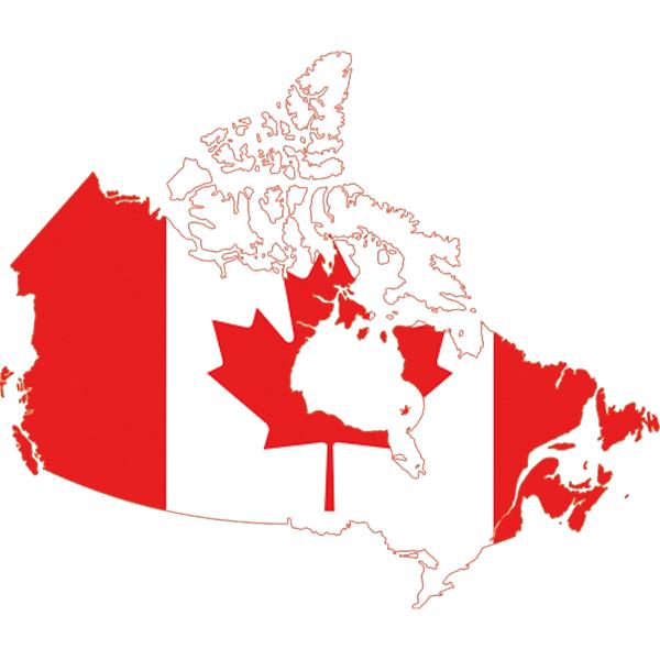 Flag of Canada, the partner of barskorea.