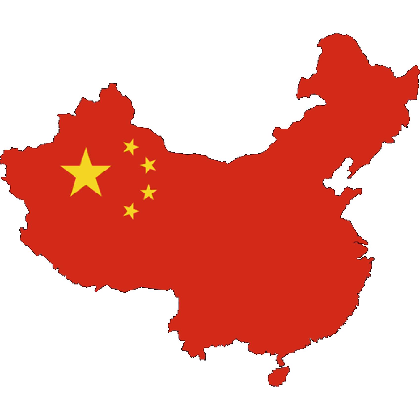 Flag of China, the partner of barskorea.