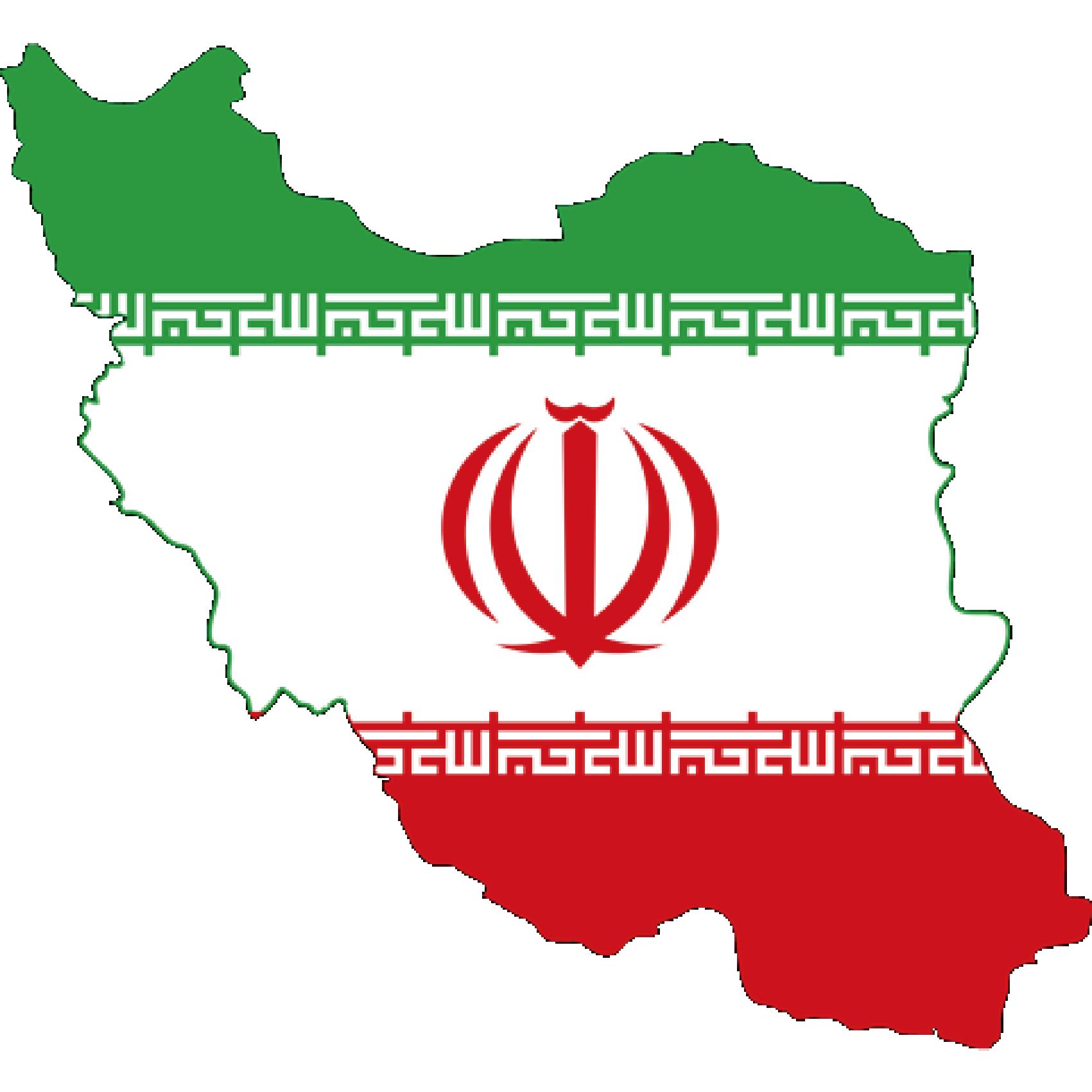 Flag of Iran, the partner of barskorea.