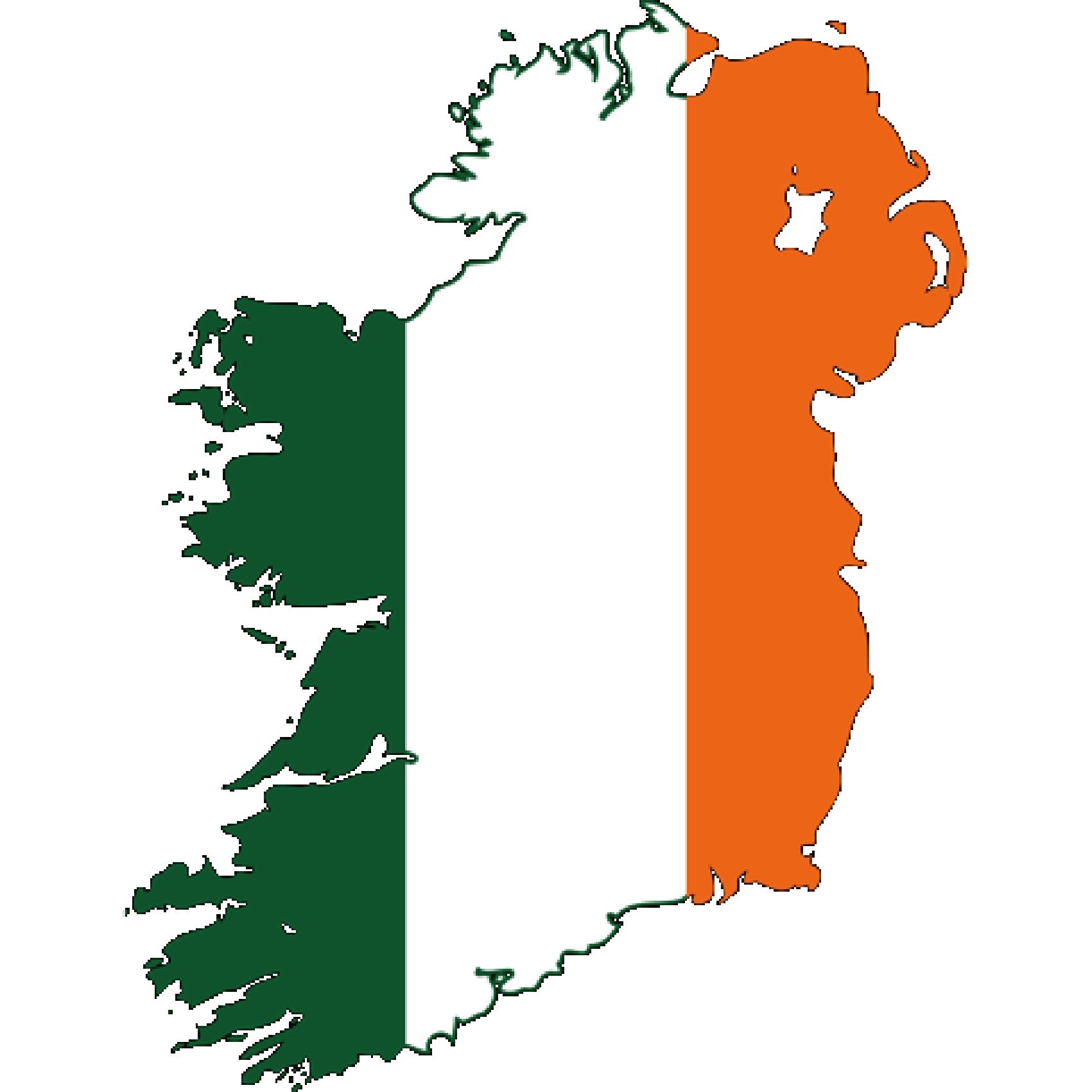 Flag of Ireland, the partner of barskorea.