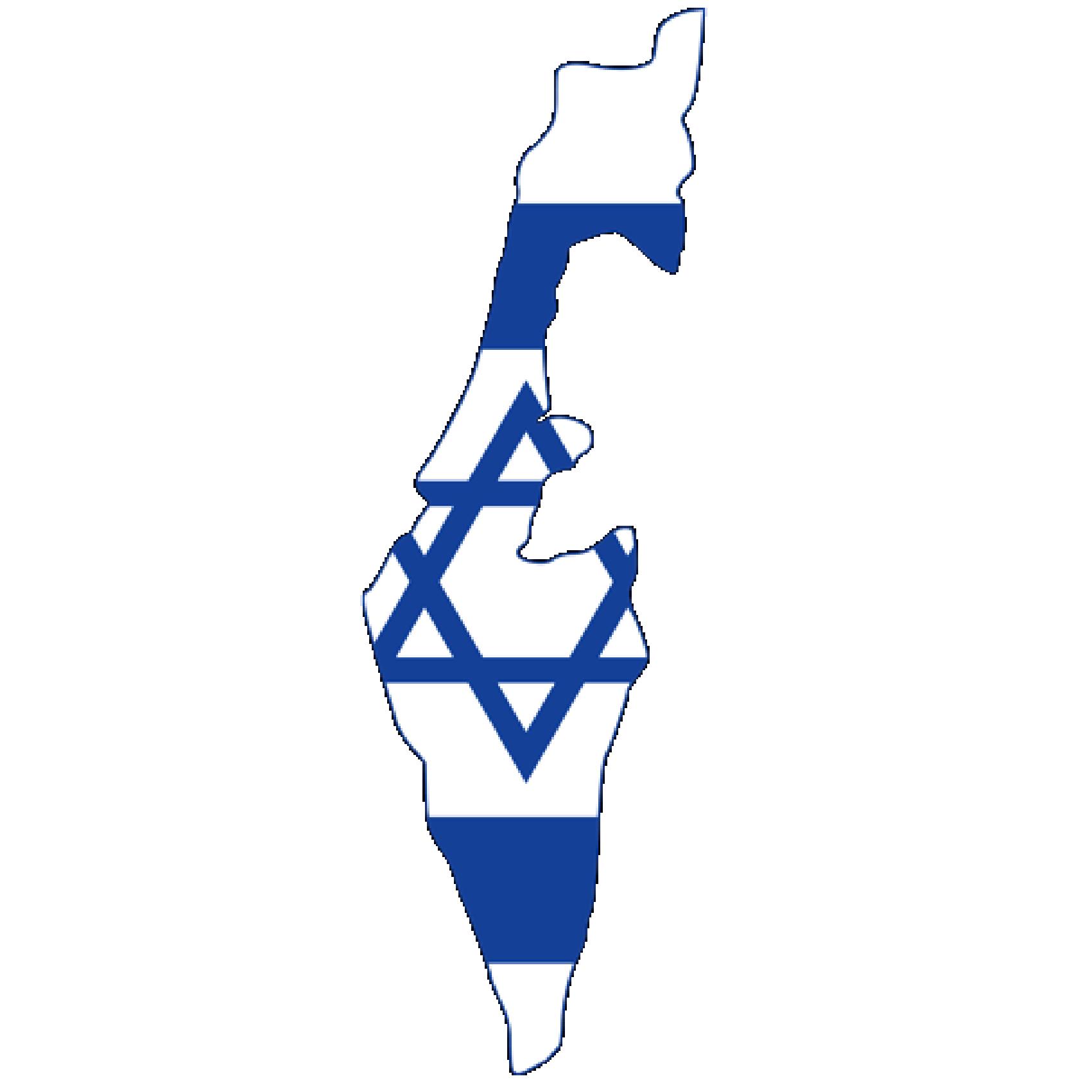 Flag of Israel, the partner of barskorea.