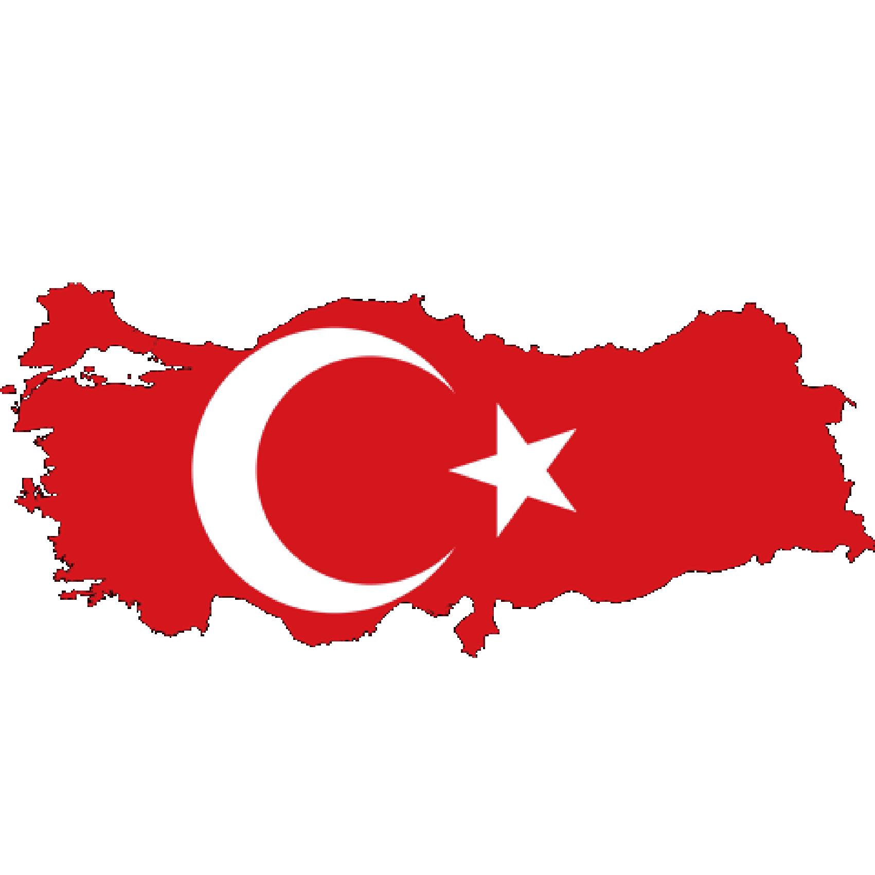 Flag of Turkey, the partner of barskorea.