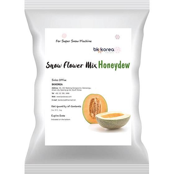 Honeydew Flavored Premix