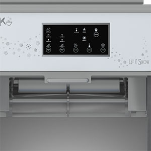 Bingsu machine, SUF-400NW-2MK, SNOW ICE MACHINE, NSF Bingsu machine